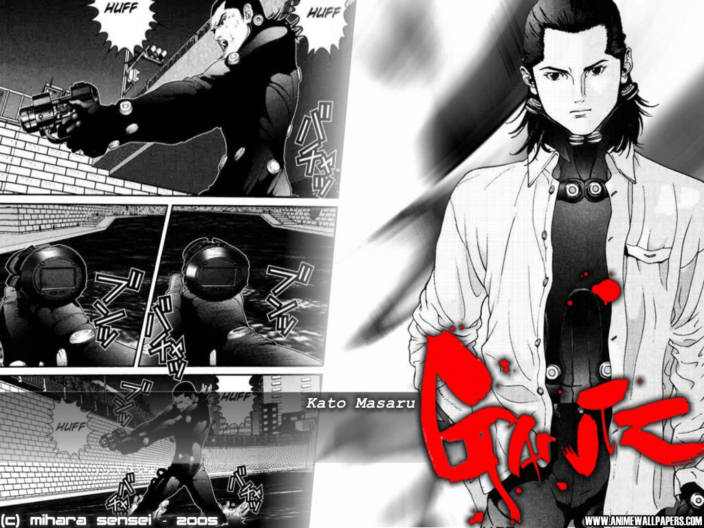 Gantz Anime Wallpaper # 3