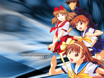 Gate Keepers Anime Wallpaper # 1