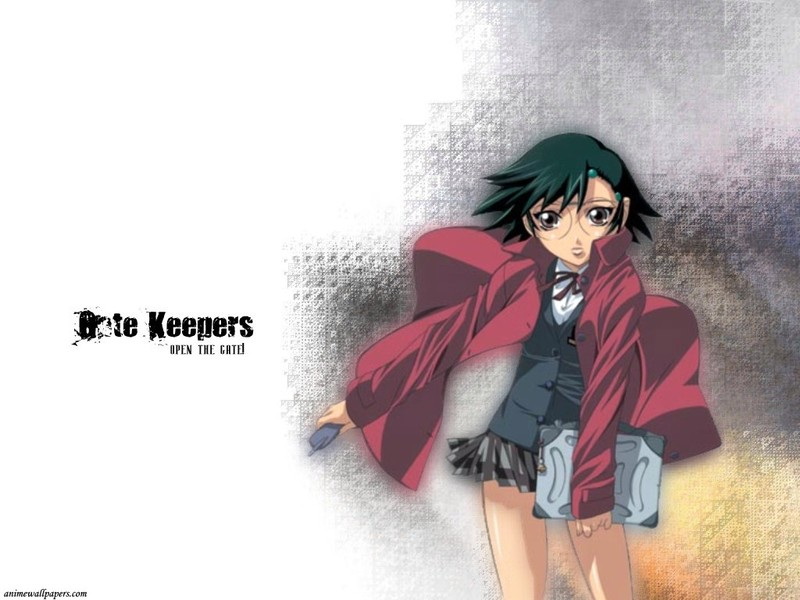 Gate Keepers Anime Wallpaper # 7