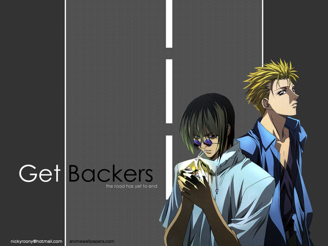 Get Backers Anime Wallpaper #2