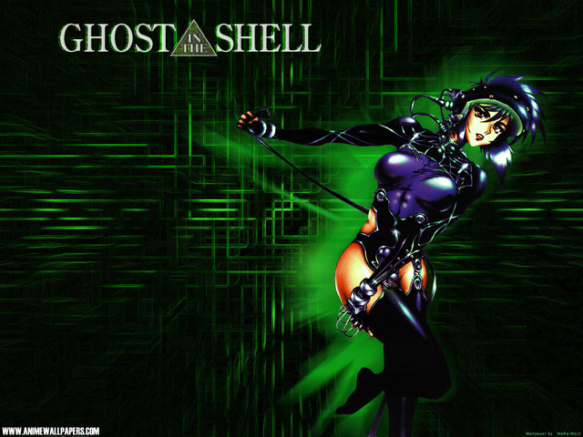 Ghost in the Shell Anime Wallpaper #14