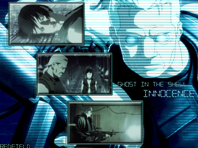 Ghost in the Shell: Innocence Anime Wallpaper #5