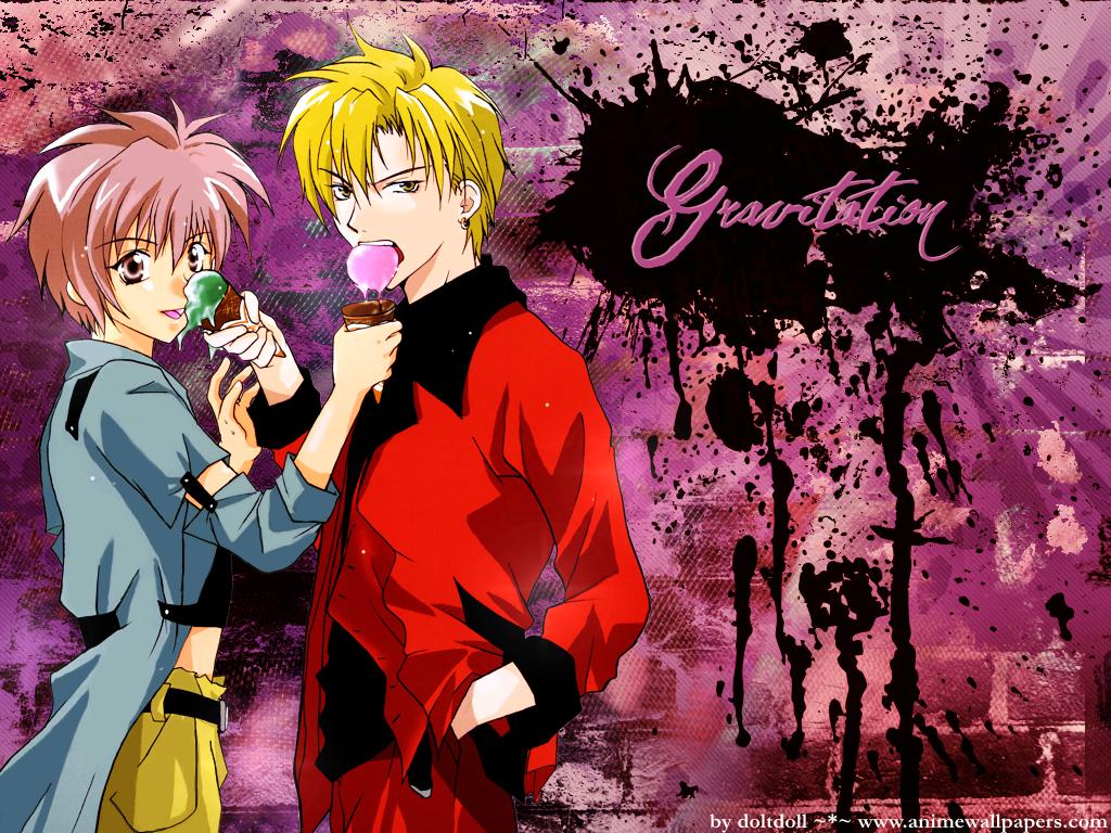 Gravitation Anime Wallpaper # 11