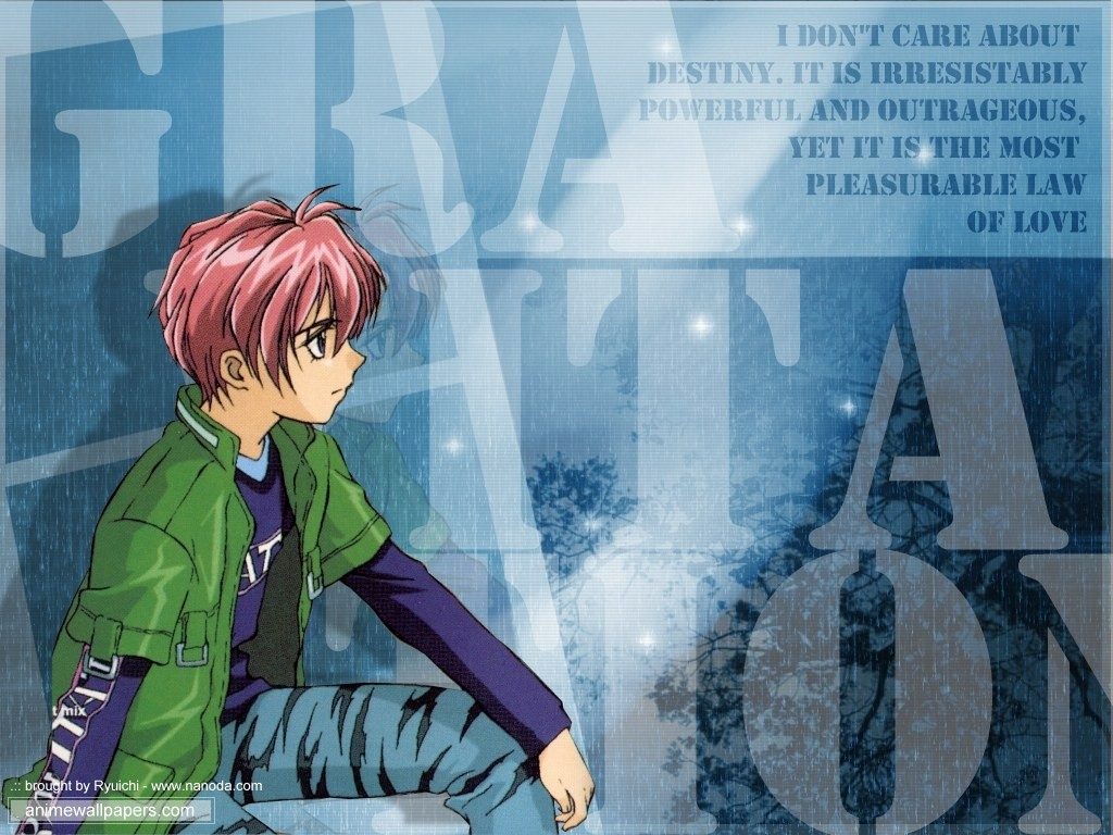 Gravitation Anime Wallpaper # 9