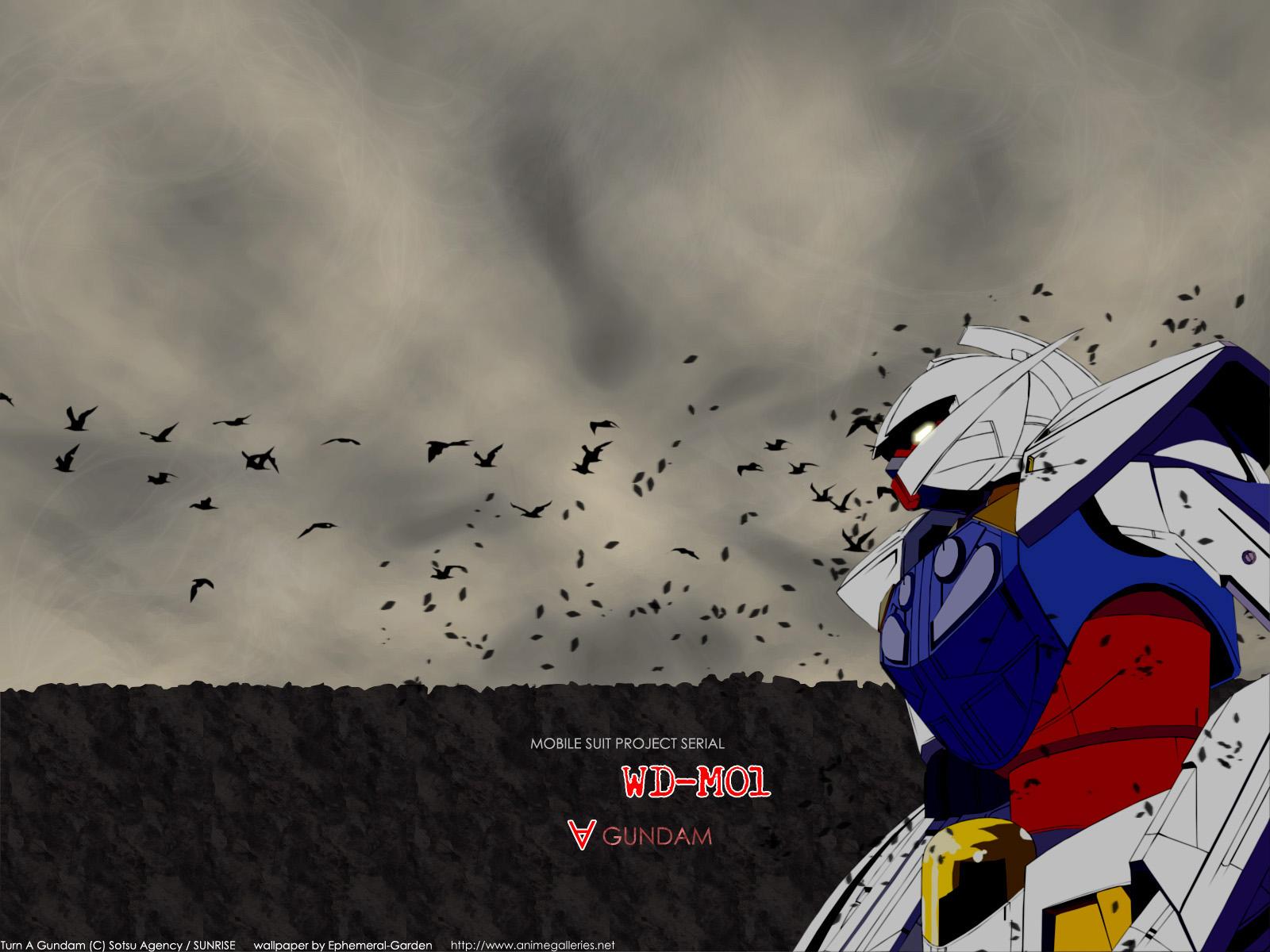 Gundam Anime Wallpaper # 4