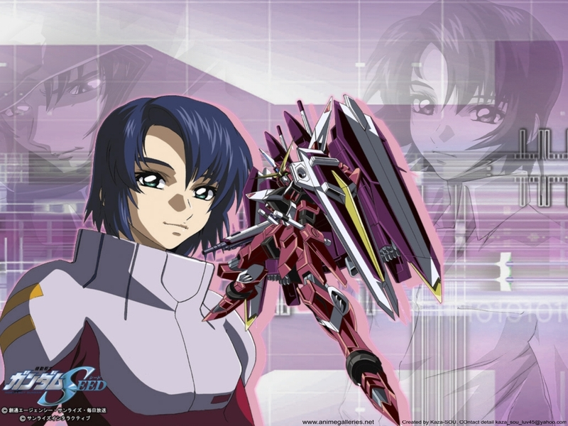 Gundam Seed Anime Wallpaper # 11