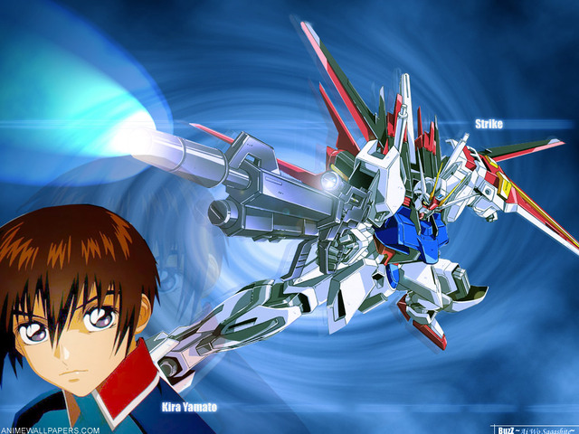 Gundam Seed Anime Wallpaper #4