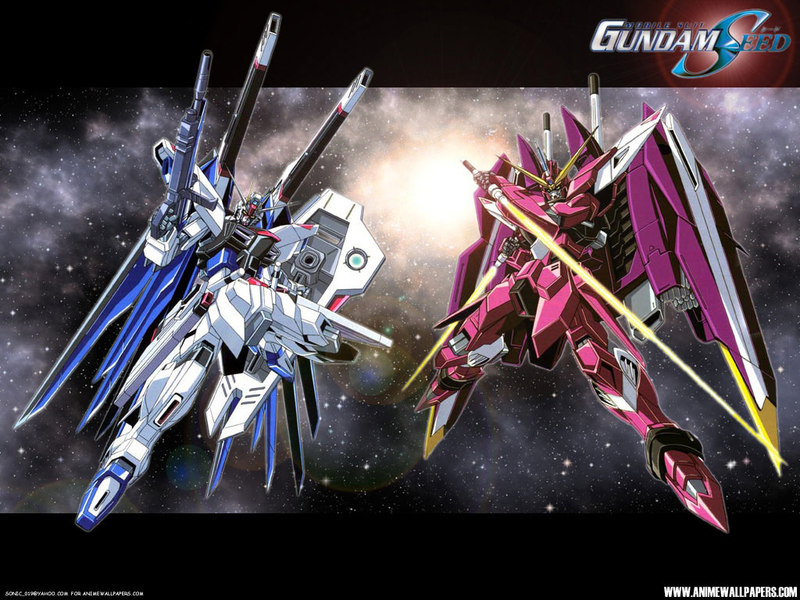 Gundam Seed Anime Wallpaper # 8