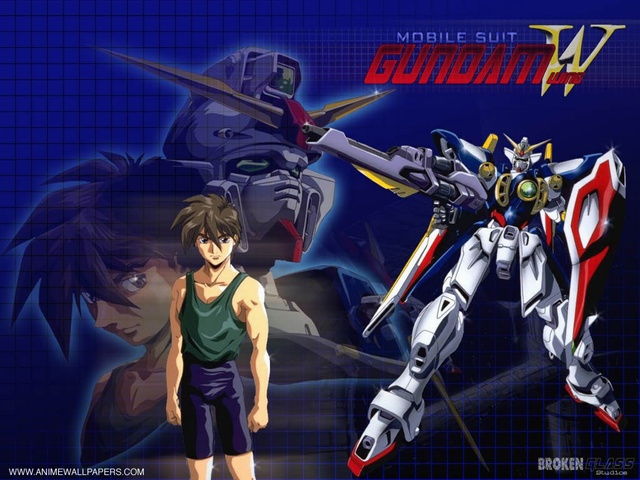 Gundam Wing Anime Wallpaper #12