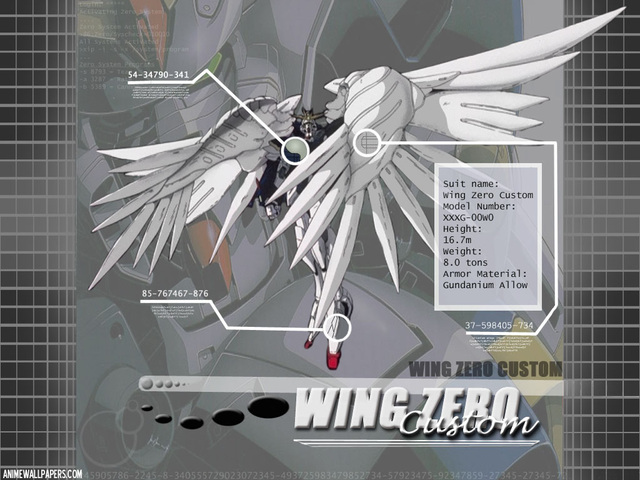 Gundam Wing Anime Wallpaper #13