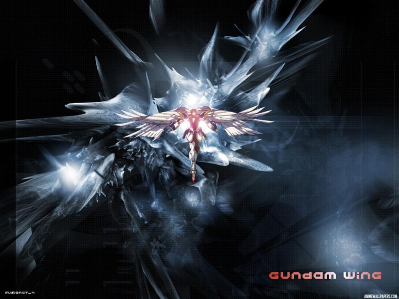 Gundam Wing Anime Wallpaper # 15