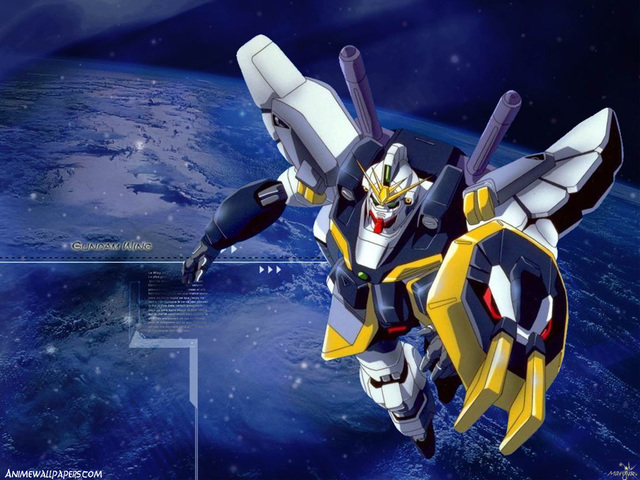 Gundam Wing Anime Wallpaper #1
