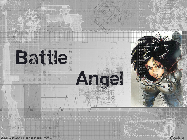 Battle Angel Alita Anime Wallpaper #2