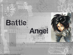 Battle Angel Alita Anime Wallpaper # 2