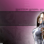 Battle Angel Alita Anime Wallpaper # 7