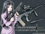 Gunslinger Girl Anime Wallpaper # 1