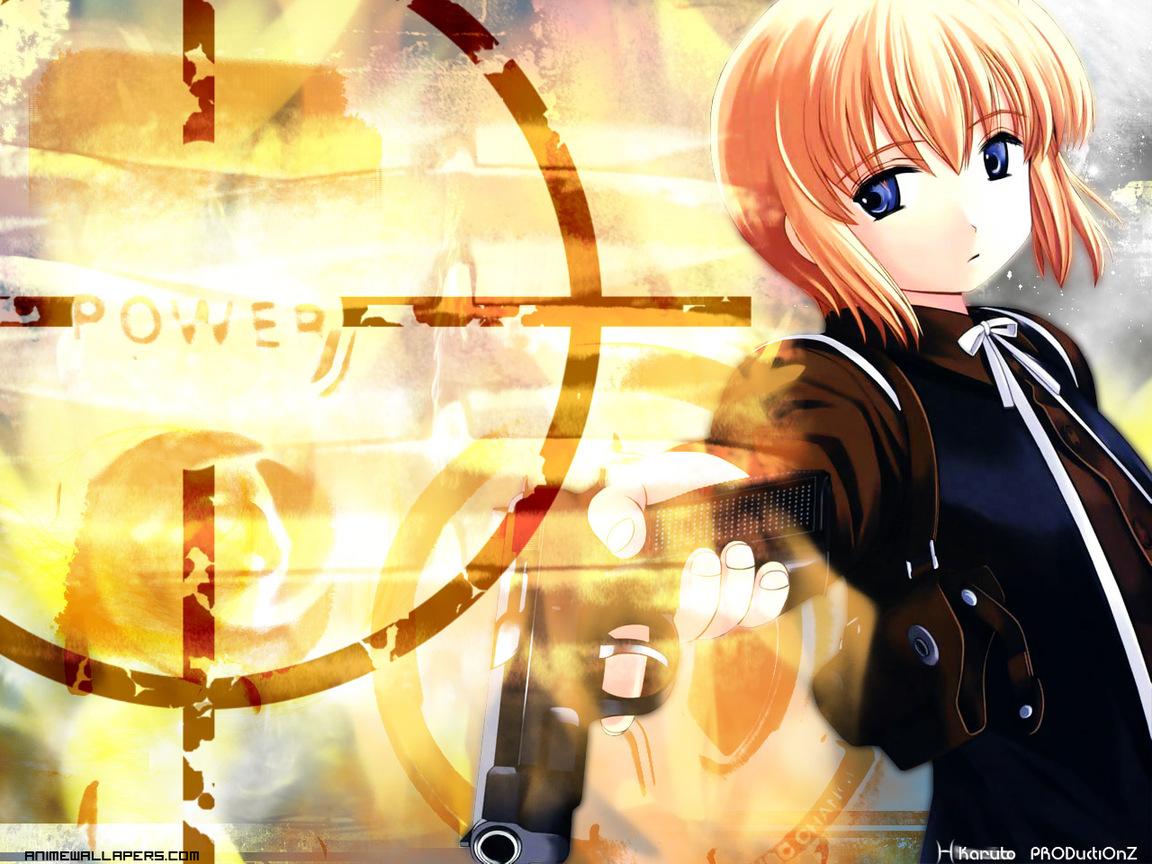 Gunslinger Girl Anime Wallpaper # 8