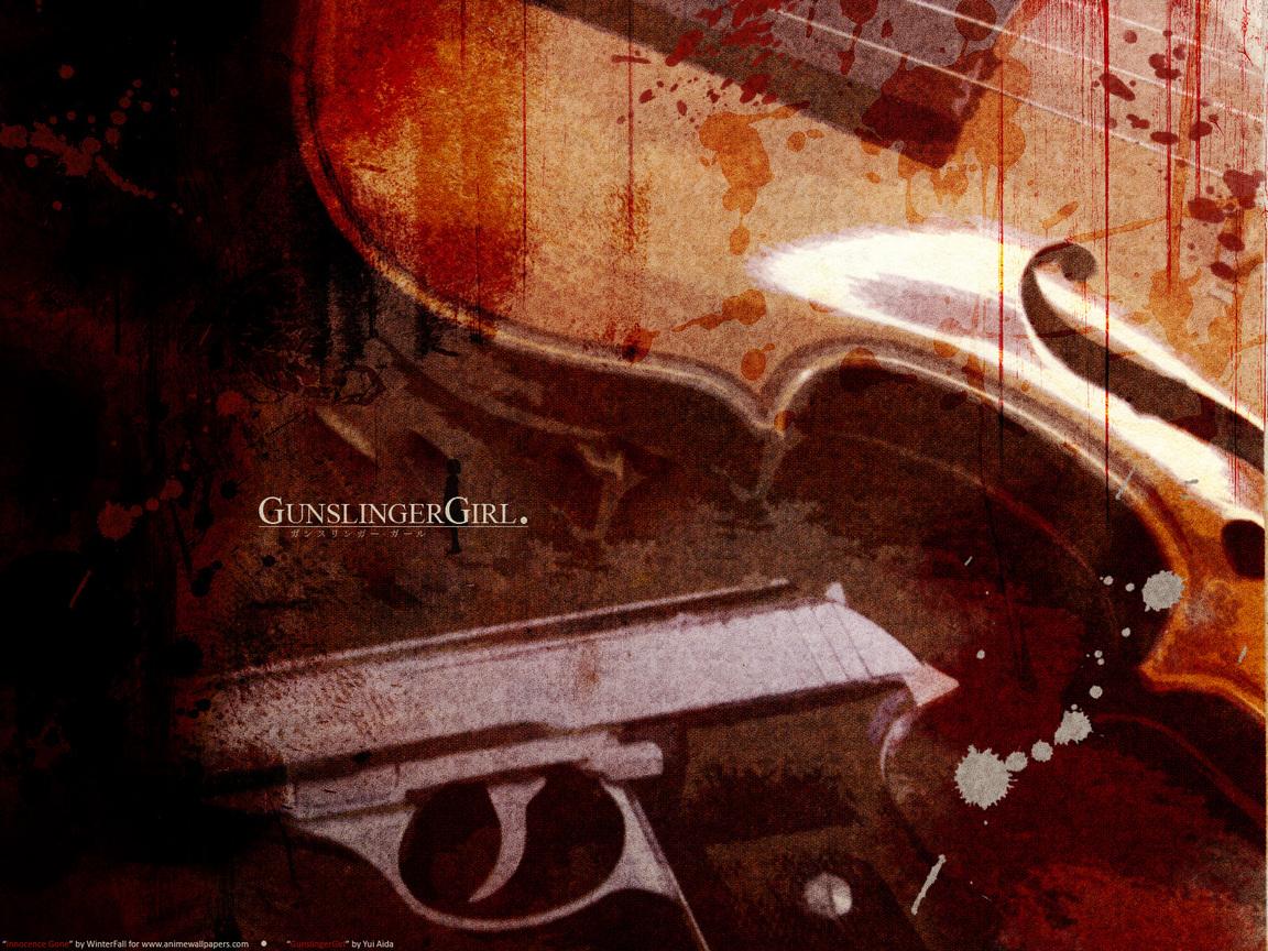 Gunslinger Girl Anime Wallpaper # 9
