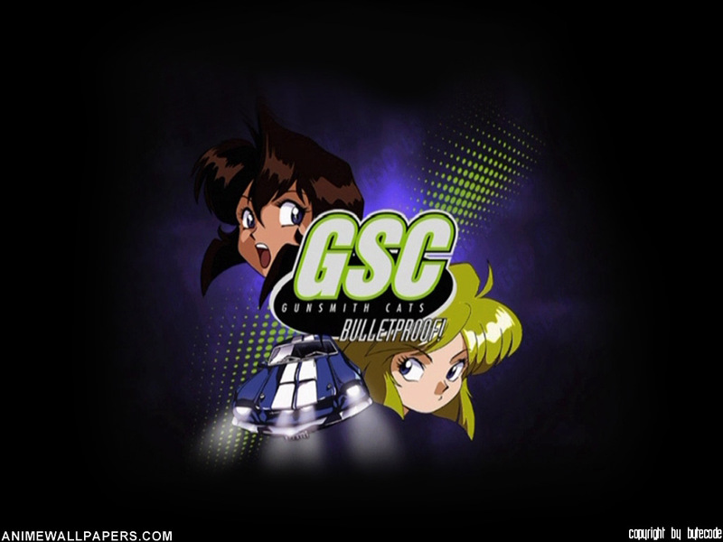 Gunsmith Cats Anime Wallpaper # 4