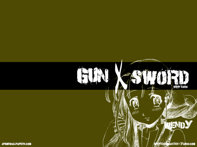 Gun X Sword Anime Wallpaper #2
