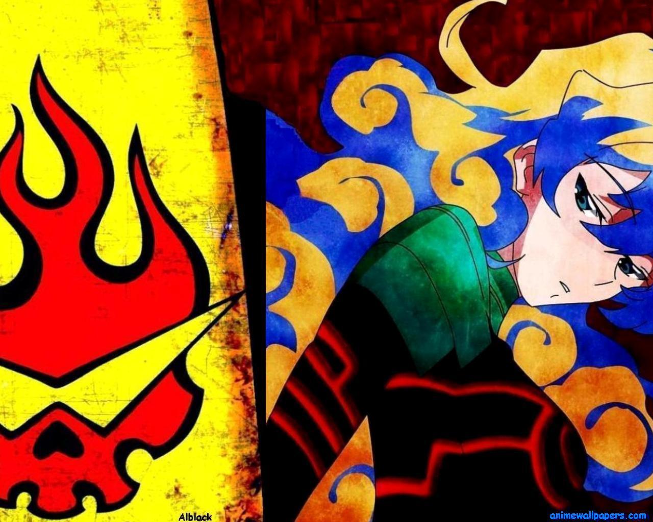 Tengen Toppa Gurren Lagann Anime Wallpaper # 1