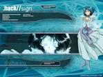.Hack Anime Wallpaper # 12