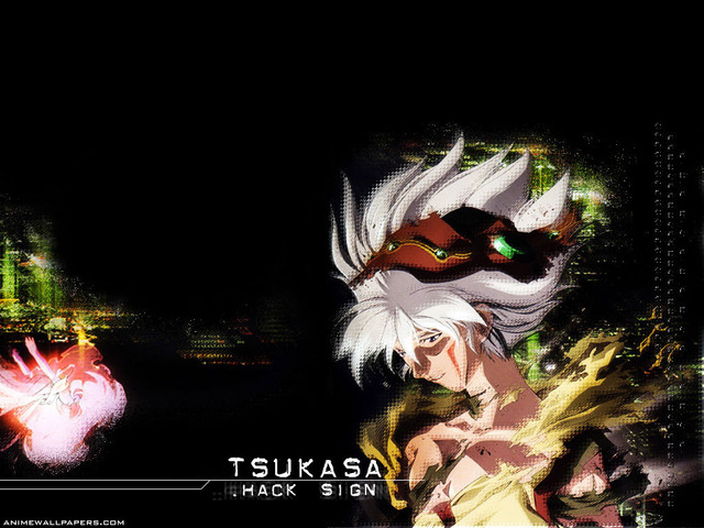 .Hack Anime Wallpaper #15