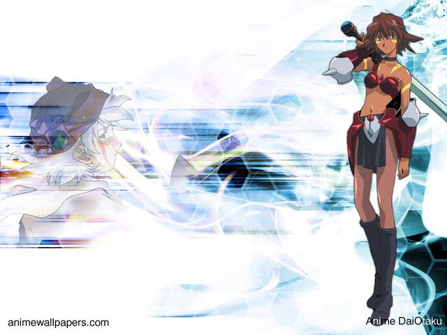 .Hack Anime Wallpaper #21