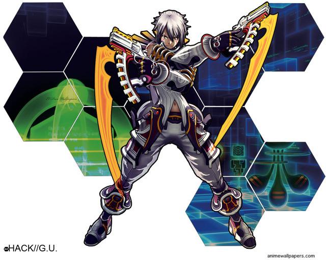 .Hack Anime Wallpaper #34