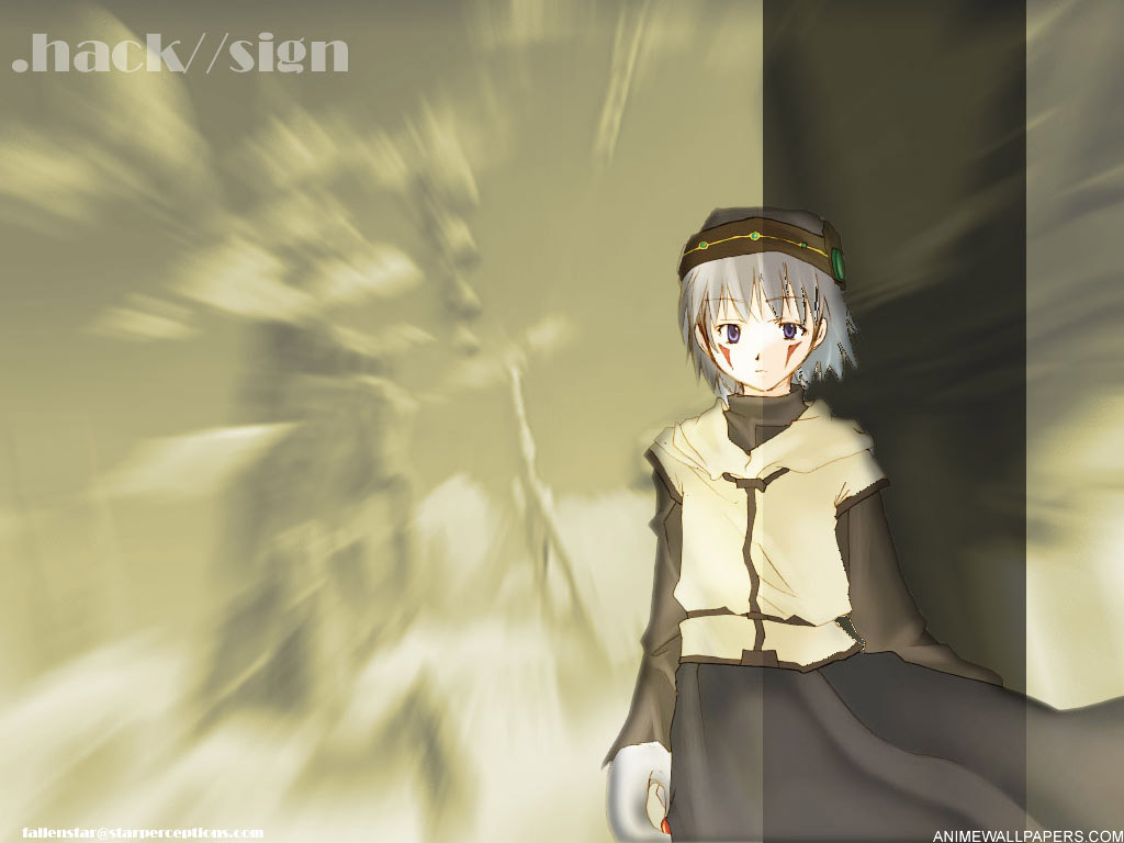 .Hack Anime Wallpaper # 7