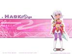 .Hack Anime Wallpaper # 8