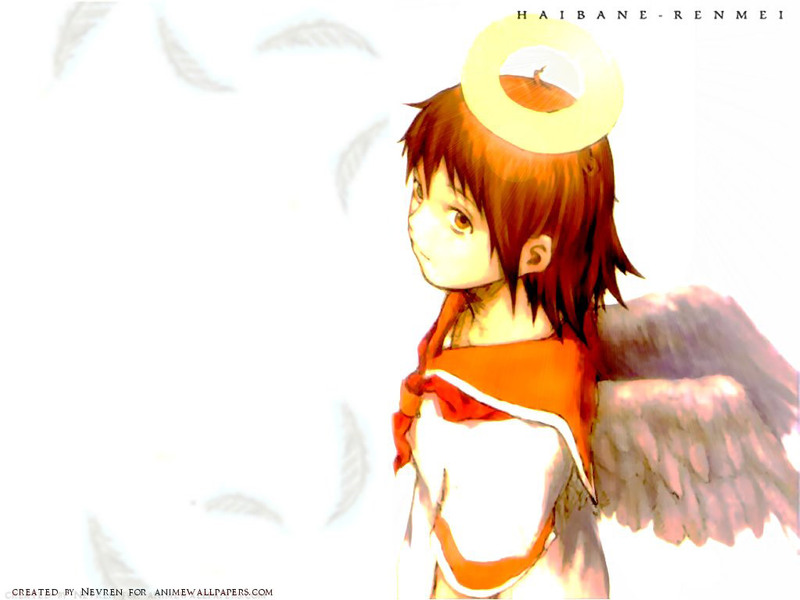 Haibane Renmei Anime Wallpaper # 2