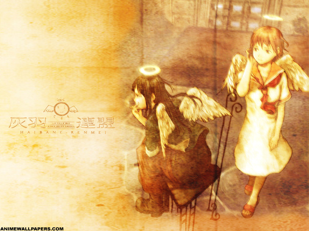 Haibane Renmei Anime Wallpaper # 4