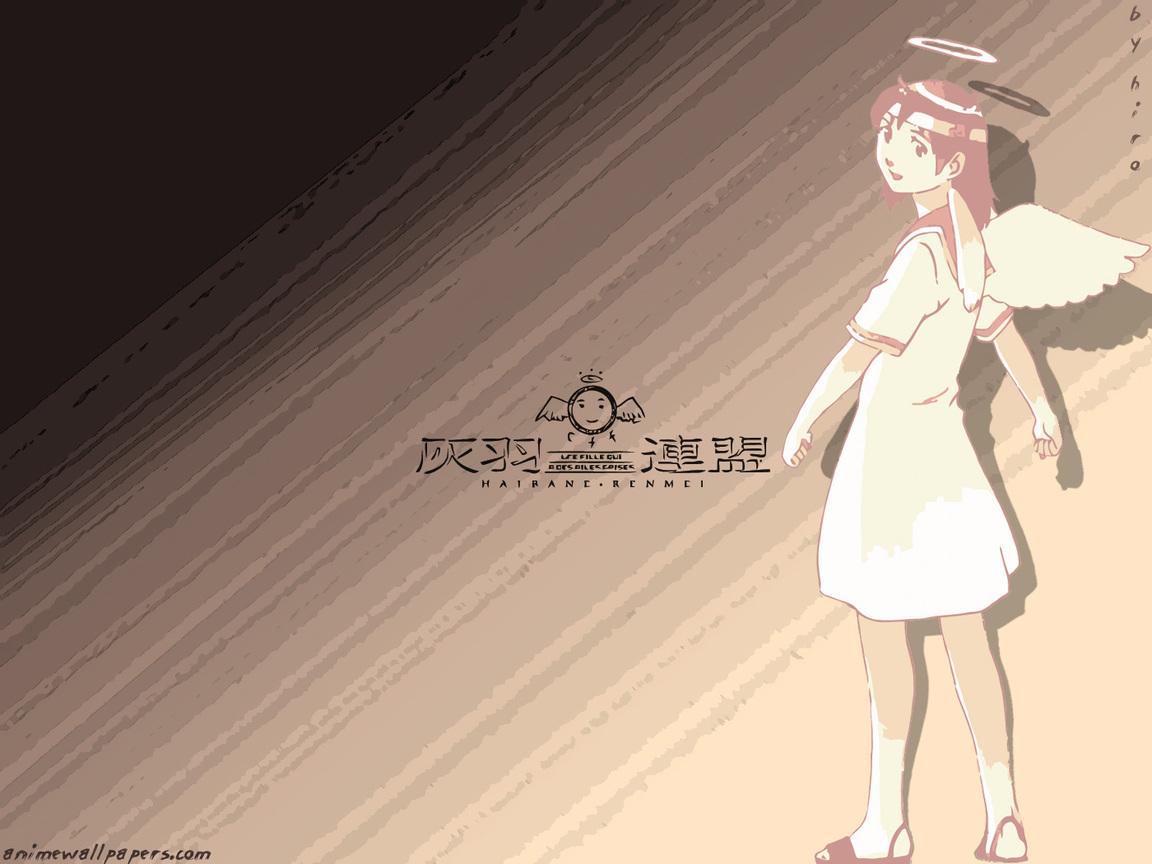 Haibane Renmei Anime Wallpaper # 7