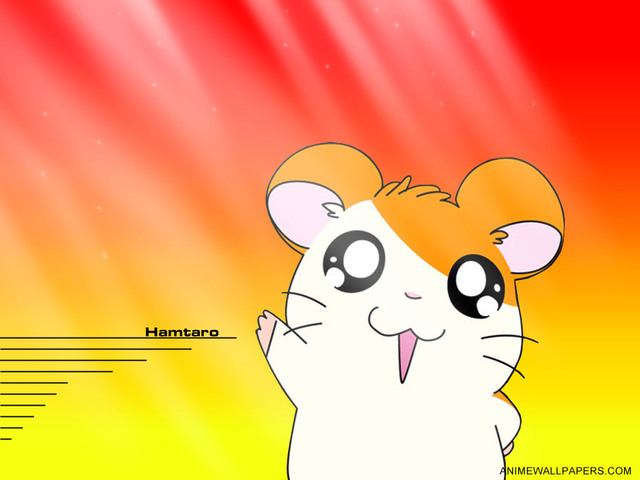 Hamtaro Anime Wallpaper #1