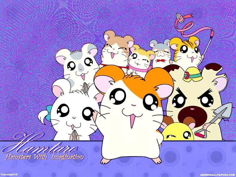 Hamtaro Anime Wallpaper # 2