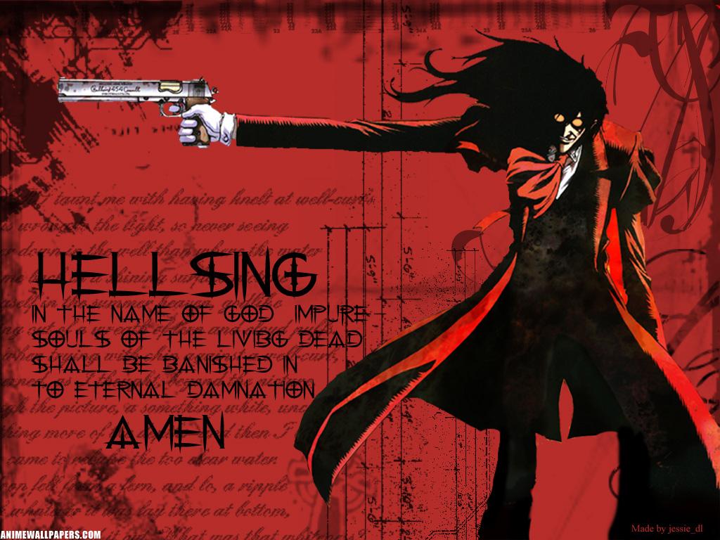 Hellsing Anime Wallpaper # 10