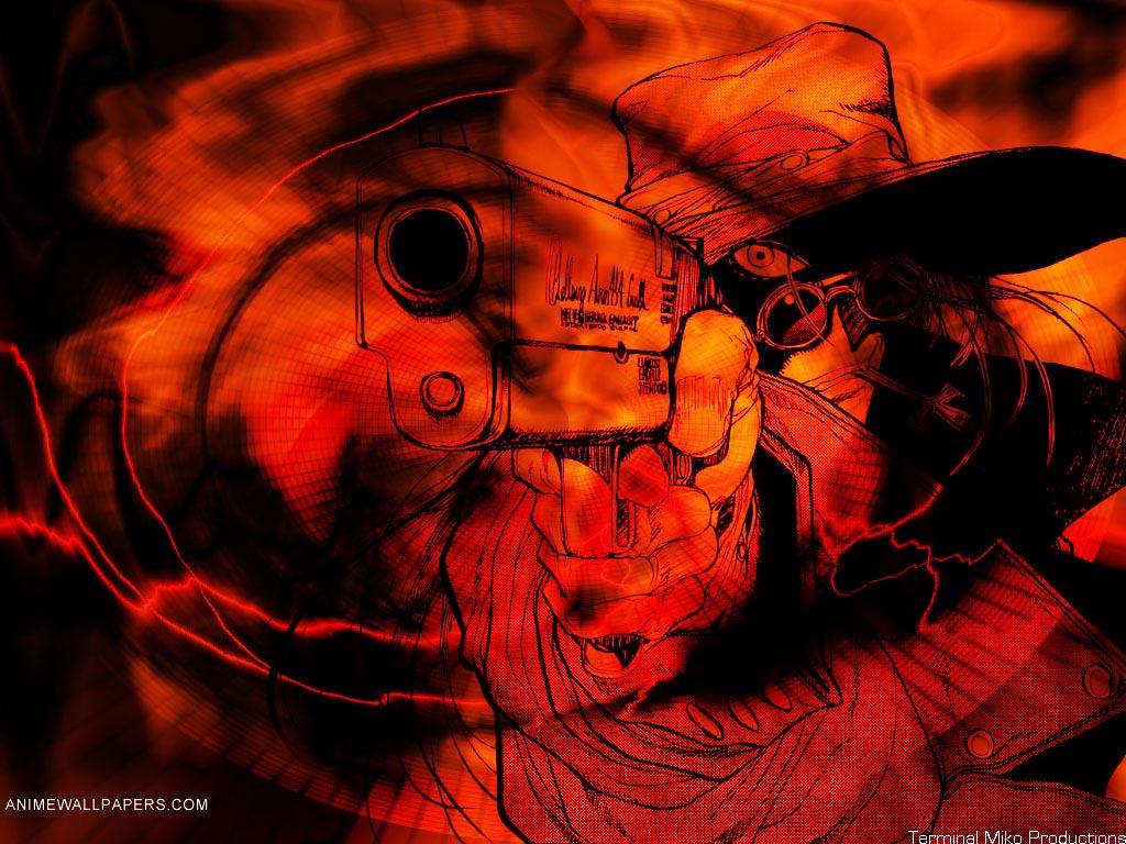 Hellsing Anime Wallpaper # 12