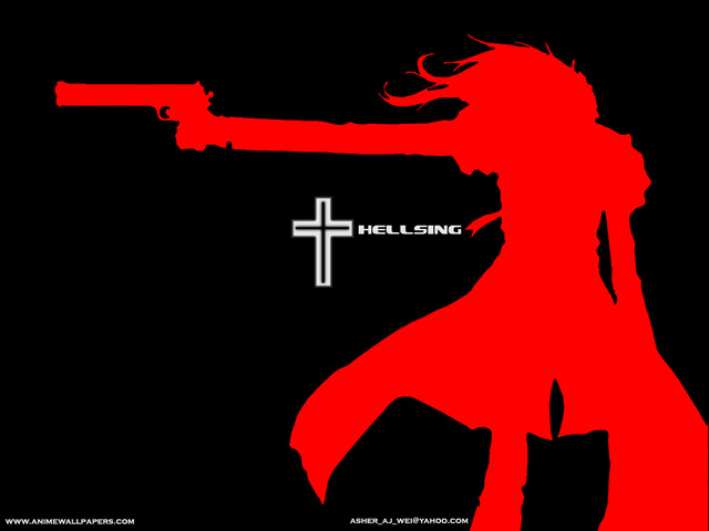 Hellsing Anime Wallpaper #15