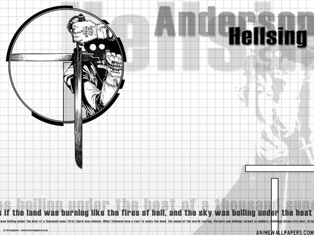 Hellsing Anime Wallpaper #19