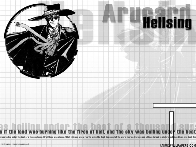 Hellsing Anime Wallpaper #20