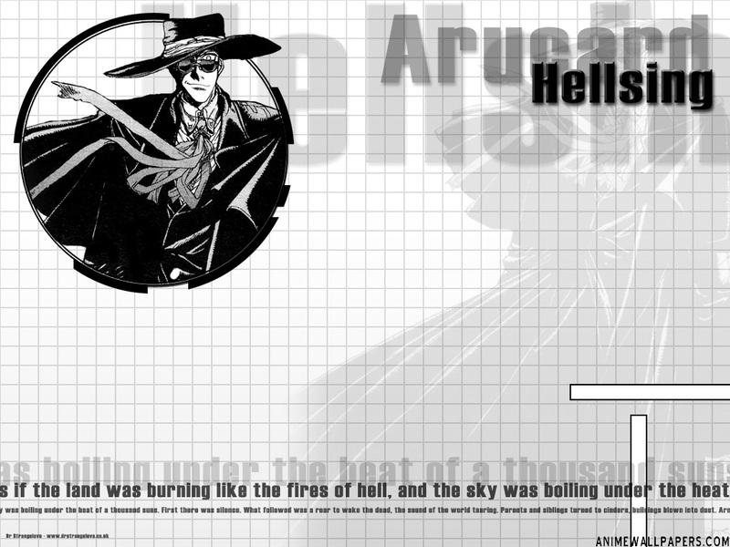 Hellsing Anime Wallpaper # 20