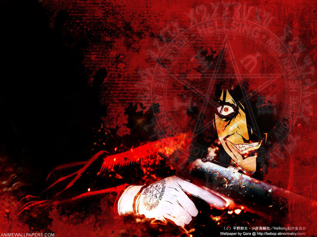 Hellsing Anime Wallpaper #23