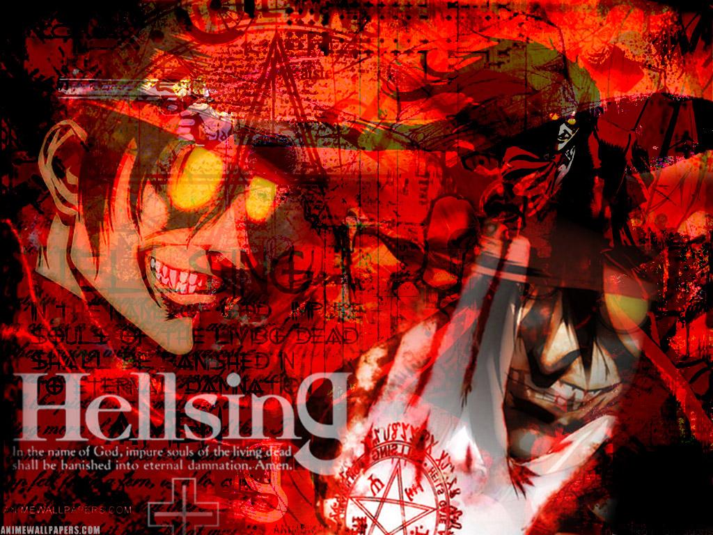 Hellsing Anime Wallpaper # 25