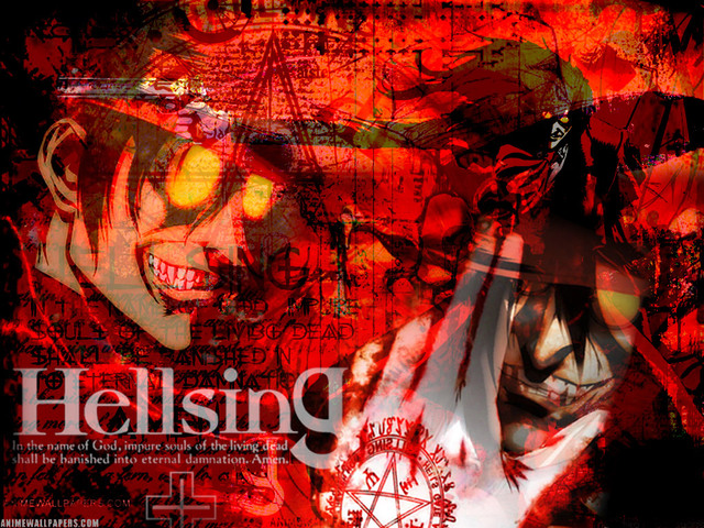 Hellsing Anime Wallpaper #25