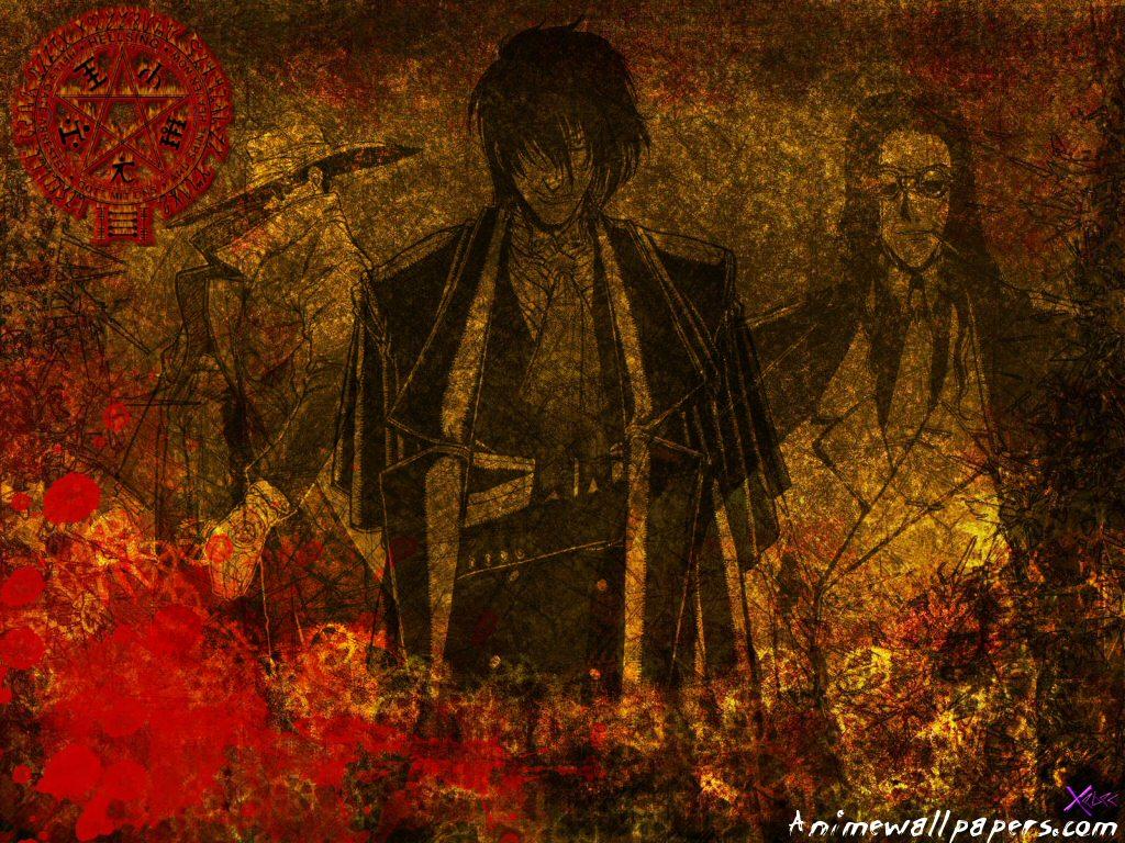 Hellsing Anime Wallpaper # 27