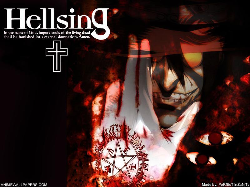 Hellsing Anime Wallpaper # 2