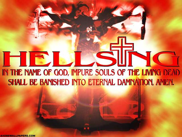 Hellsing Anime Wallpaper #30