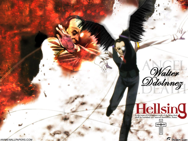 Hellsing Anime Wallpaper #35