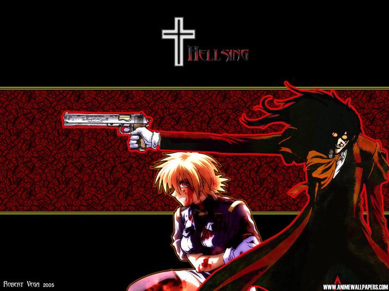 Hellsing Anime Wallpaper # 38